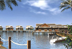 Palm Jebel Ali Waterhomes
