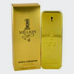One Million - Perfumes mais vendidos
