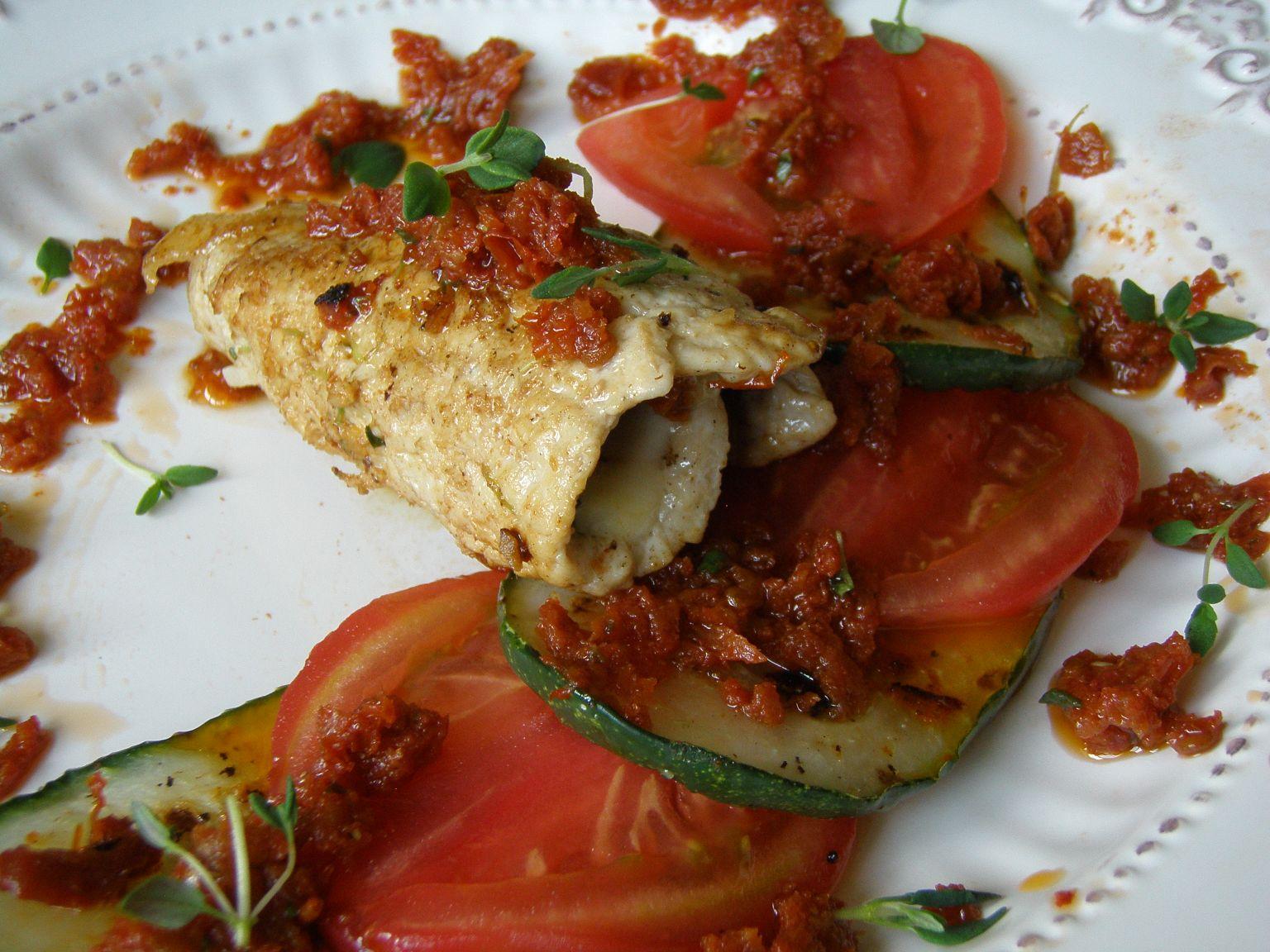 Marynowany Schab Z Mozzarellą Kuchnia Lidla Kuchenny Bałagan