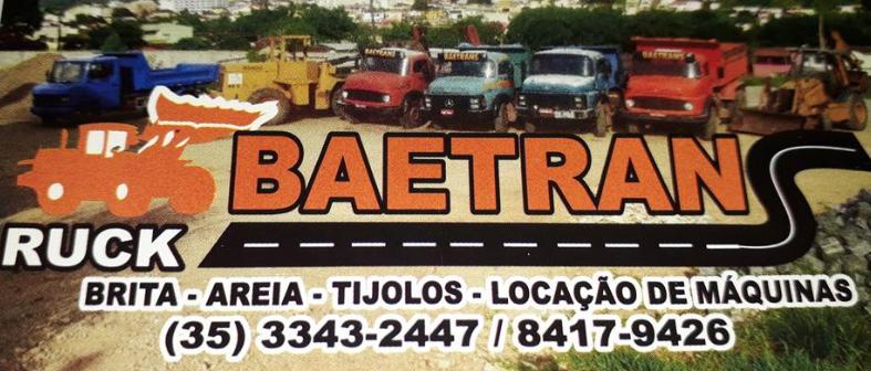 QUALIDADE TOTAL É NA BAETRANS DE BAEPENDI