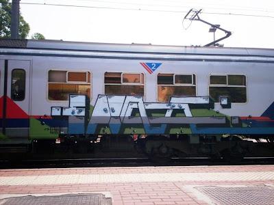 Enjoy graffiti Czech Republic