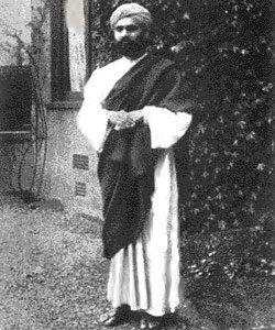 Sadhu Sundar Singh in full view