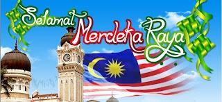 hari kemerdekaan ke 56 dan jubli emas hari malaysia ke 50 di laman web