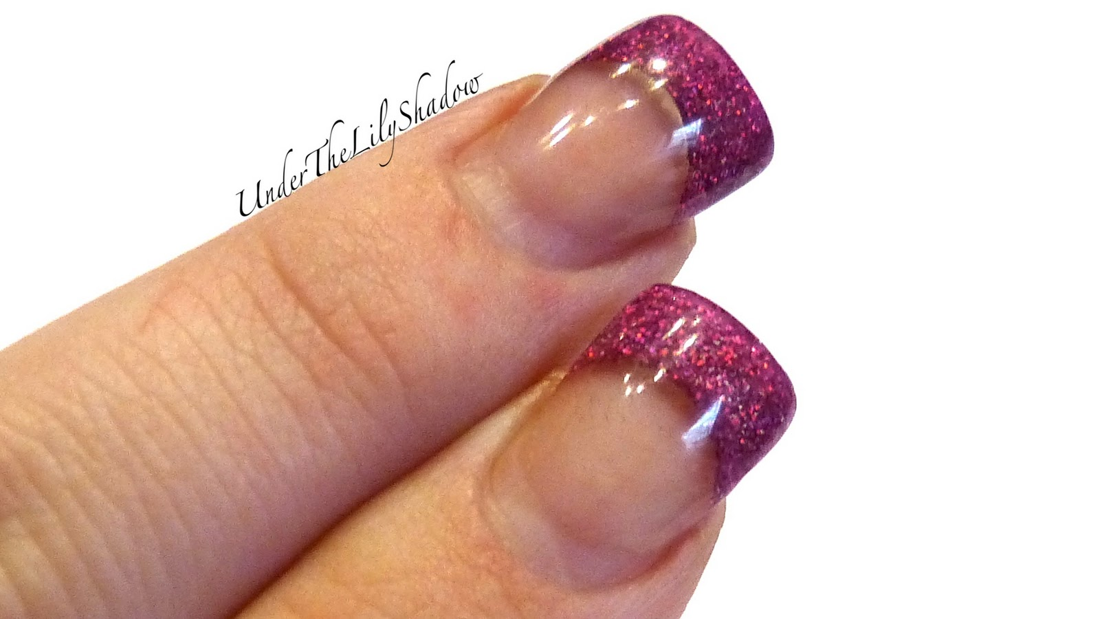 Underthelilyshadow when do your nails need an infill almost 4 weeks solutioingenieria Choice Image