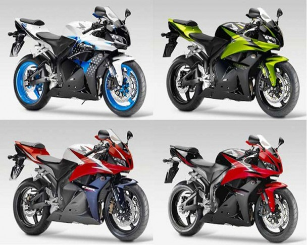 2012 Honda Cbr600rr Review Motorcycles Specification Motorcycle