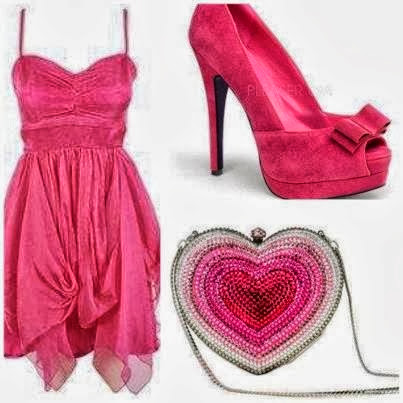 Pink Matching Fashion for ladies
