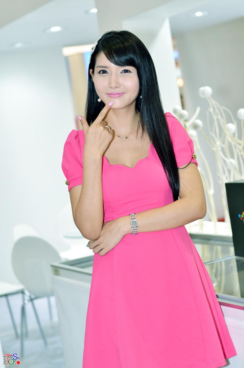 xxx nude girls: Cha Sun Hwa - SIDEX 2013