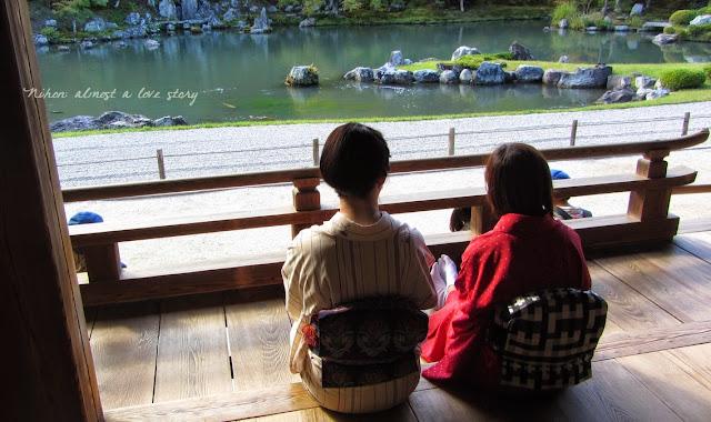 tenryuji, yukata