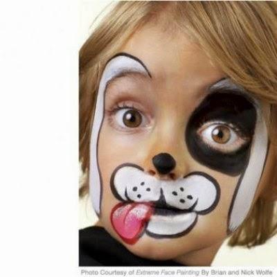 Maquillaje perrito
