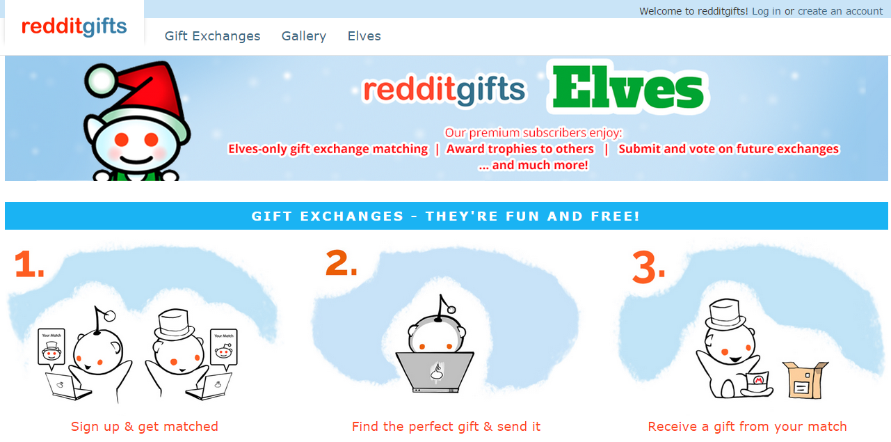 One Of The Best Discoveries That I Found In This Site Is Activity Which They Call Redditgifts Its Exactly Like Secret Santa Thing We Do