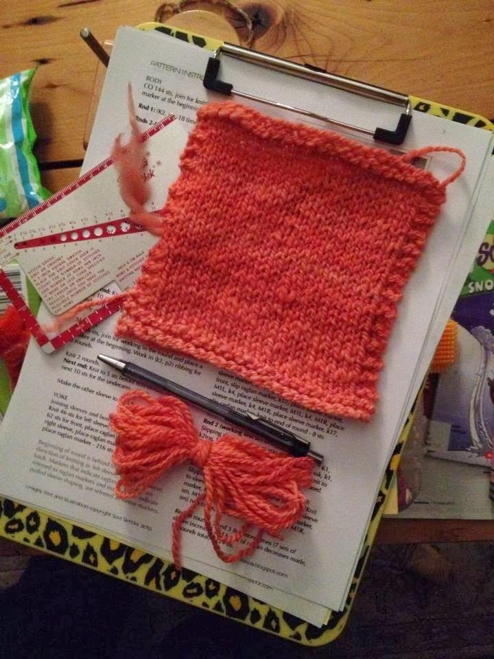 Knitting Handspun Yarn : Ontheround tips for knitting with handspun yarn
