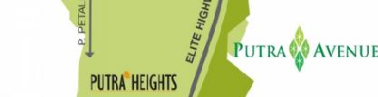 Putra Avenue dan Putra Heights Post, Info Putra Avenue, Putra Avenue