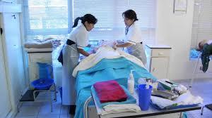 Procedimiento del ba o de paciente en cama - Confort del bano ...