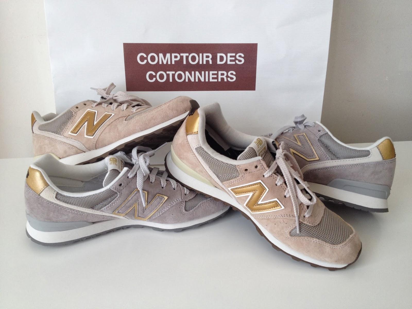 new balance 574 femme comptoir des cotonniers