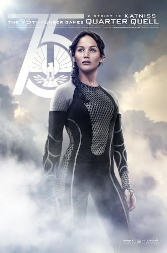 ตัวอย่างหนังใหม่ : The Hunger Games:Catching Fire (เกมล่าเกม:ปีกแห่งไฟ) ตัวอย่างที่ 2 ซับไทย poster