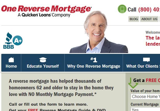 One Reverse Mortgage LLC