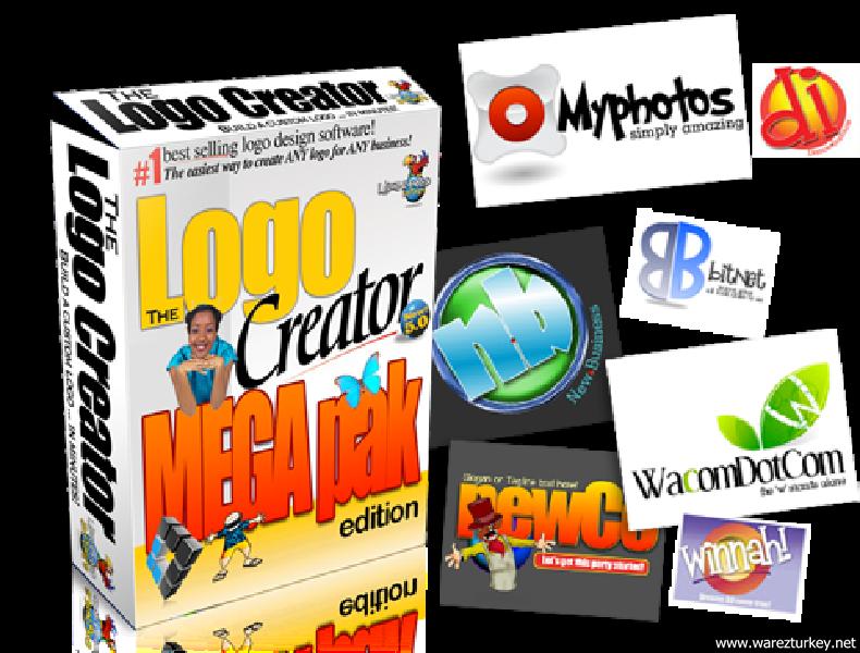 the logo creator full v680 İndir logo yapma programı