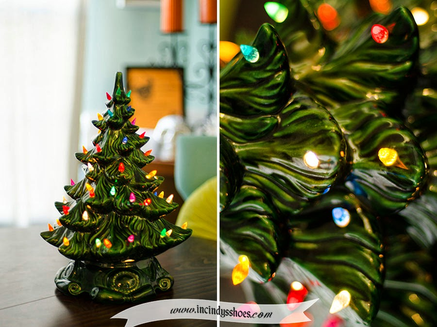 If You Can Dream It You Can Diy From Vintage Ceramic Christmas