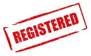 Registered 2019