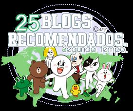 25 BLOGS RECOMENDADOS