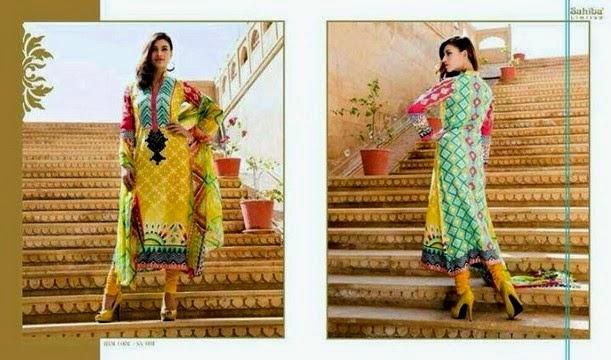 Sahiba Astitva Maria B Indian lawn dresses.