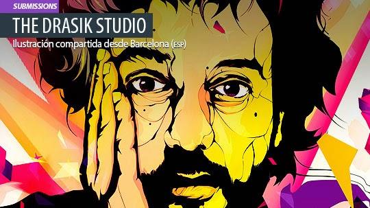 Ilustración. Chacho de The Drasik Studio