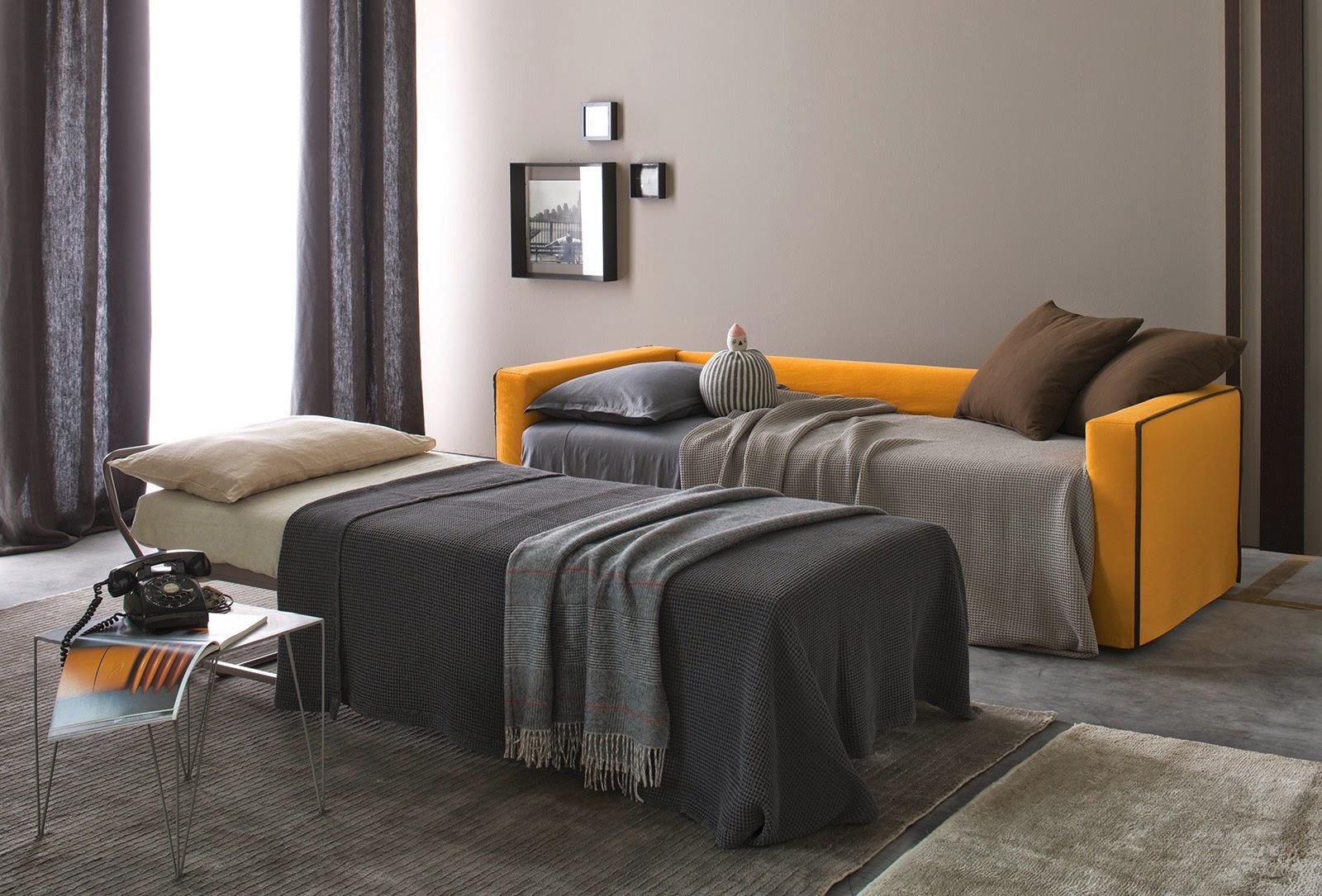 Nuovo divano letto singolo tino mariani for Divano letto nuovo