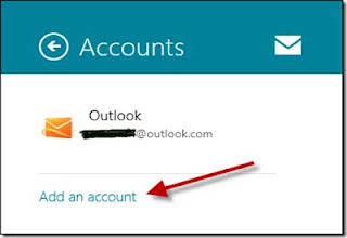Gmail in Windows 8