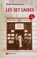 Presentació de Les set caixes, amb l'autora Dory Sonthmeier