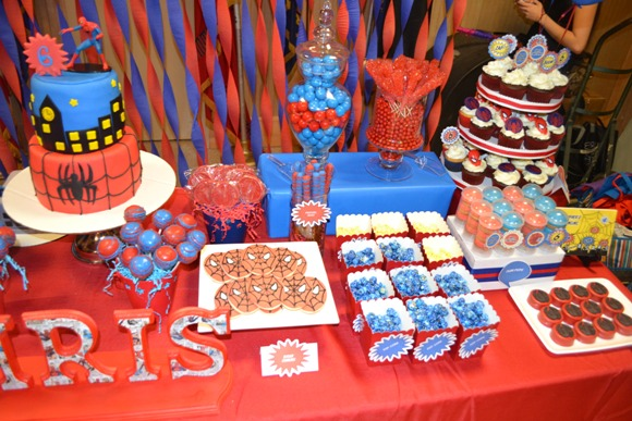 Amazing Spiderman Inspired Birthday Party Ideas Party Ideas