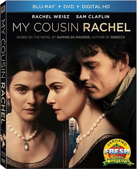 My Cousin Rachel (Mi prima Rachel) (2017) 720p y 1080p BDRip mkv Dual Audio AC3 5.1 ch