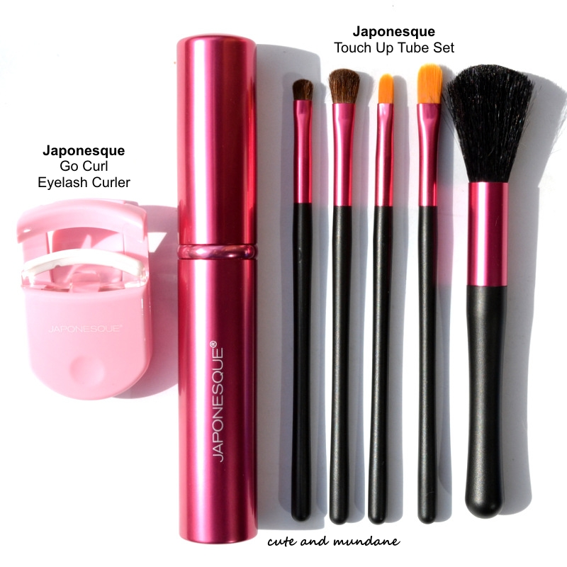 Cute And Mundane Japonesque Bca Touch Up Tube Set And Go Curl