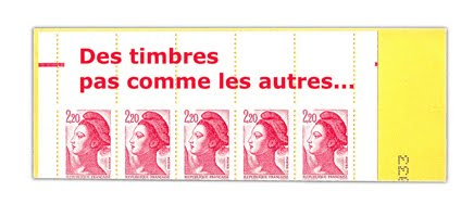 Des timbres pas comme les autres...