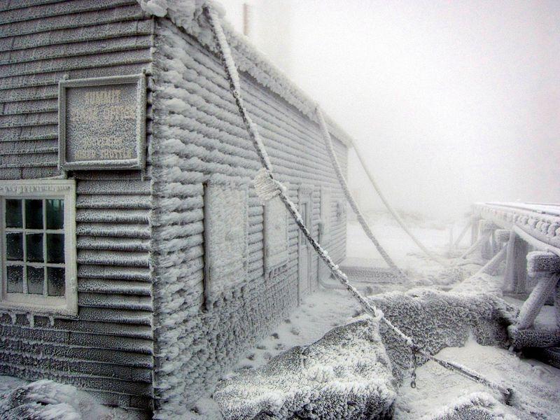 Mount Washington: Home of the World's Worst Weather