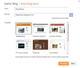 4 Cara Membuat Blog Gratis