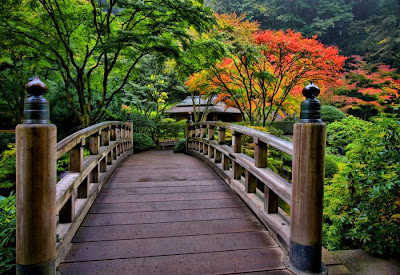 Wooden Bridges by cool wallpapers