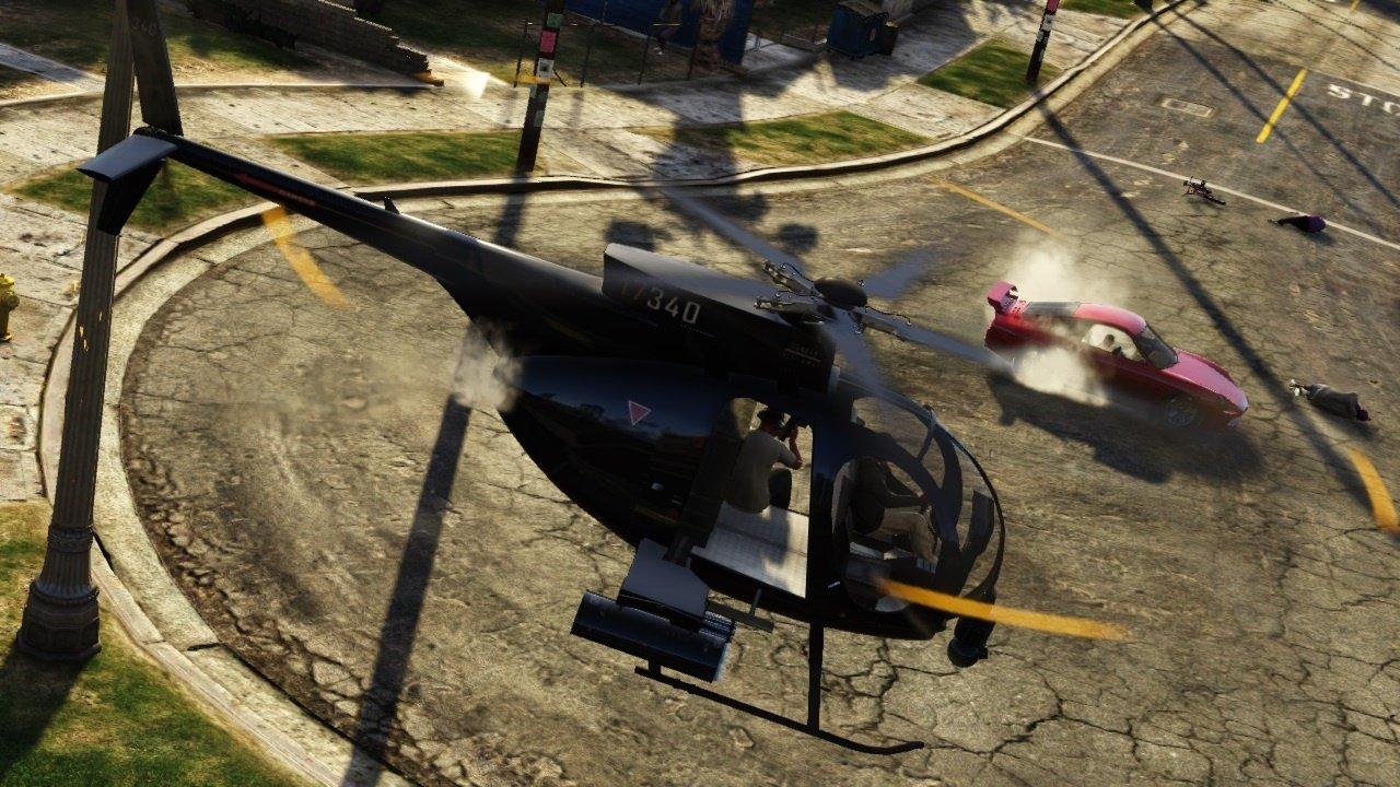 GTA Online миссии