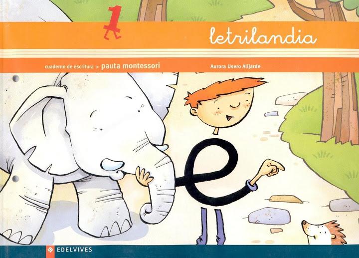 LETRILANDIA 1 (4 AÑOS)