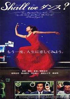 satu lagi film populer jepang adalah shall we dance film yang