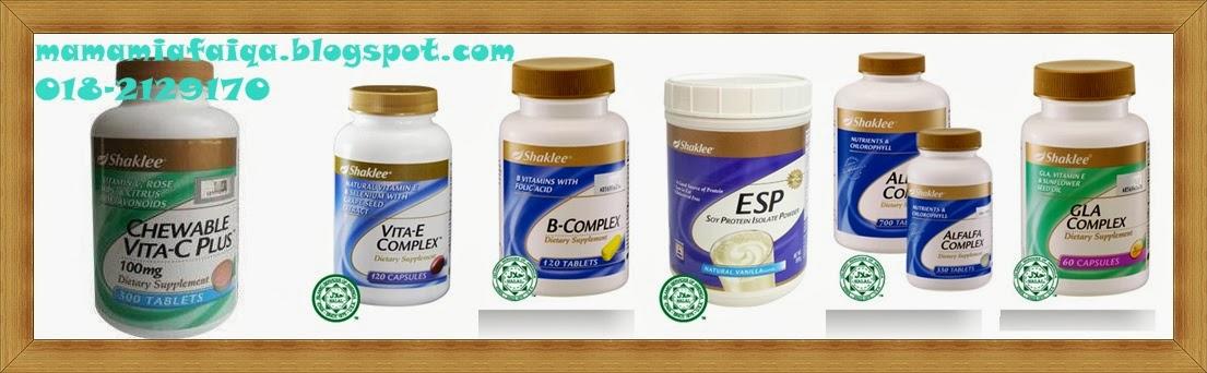 b Complex Vitamin c