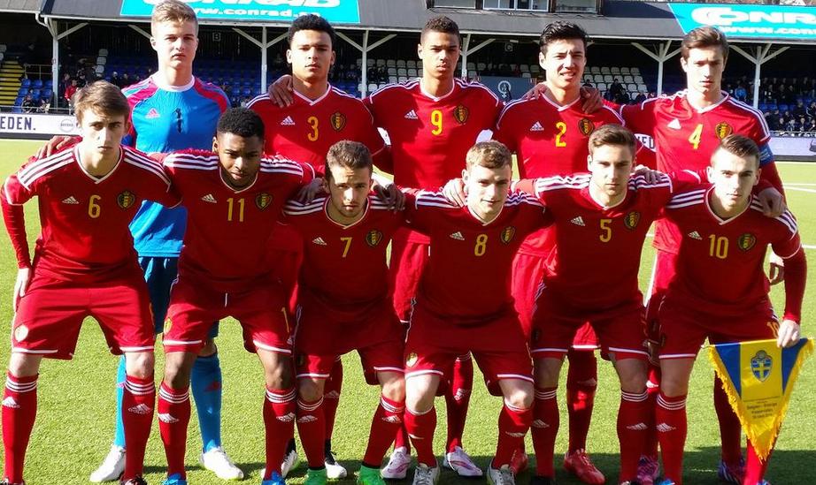 Dion Johan Cools Pemain Under 19 Belgium