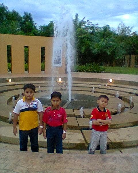 Akif, Adib & Iqbal