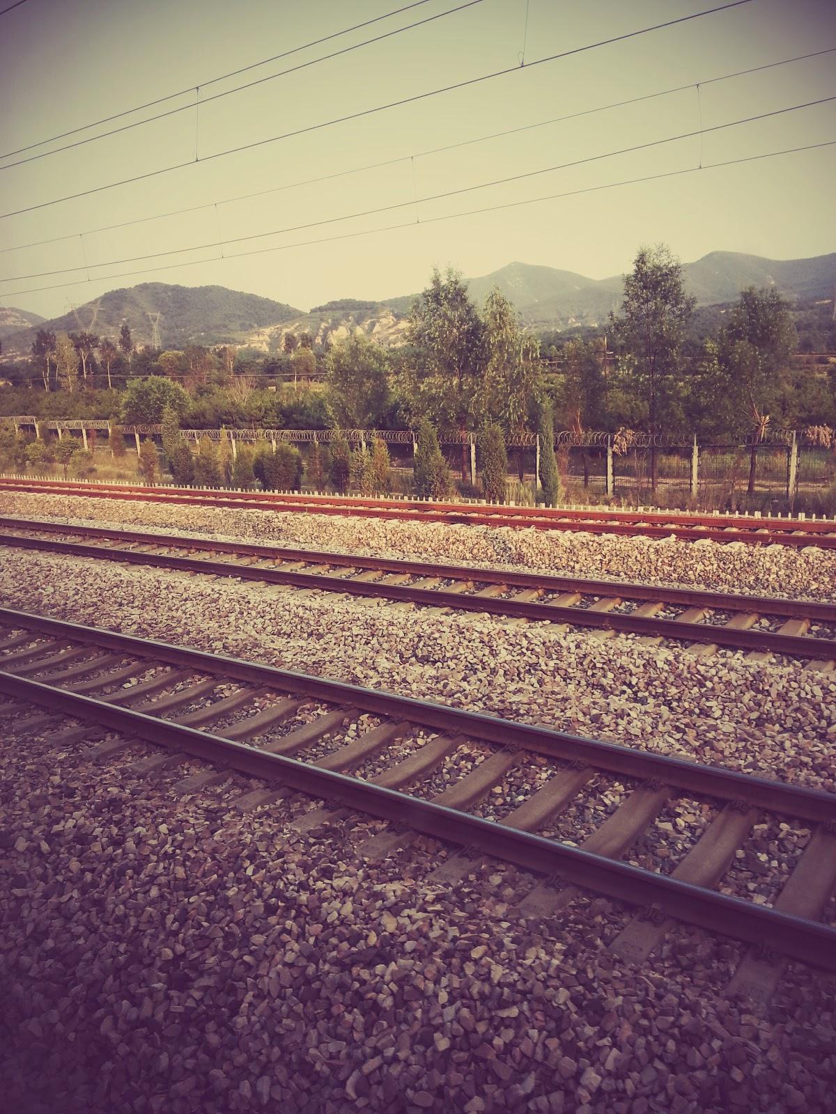 引我归来的铁路