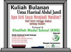 Program Terbaru Khalifah