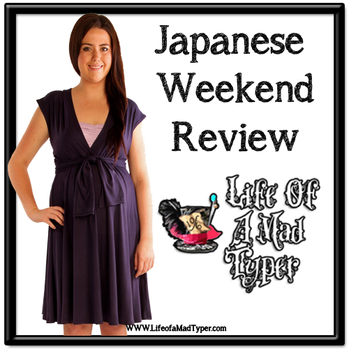 Japanesse Weekend: Pregnant and Fabulous. Review