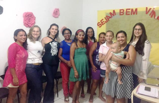 Assistência Social de Guamaré/Creas dinamiza programa de atendimento à mulher – PAM.