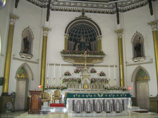 Altar of Kalawar Church