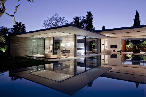 Float House by Pitsou Kedem Architect