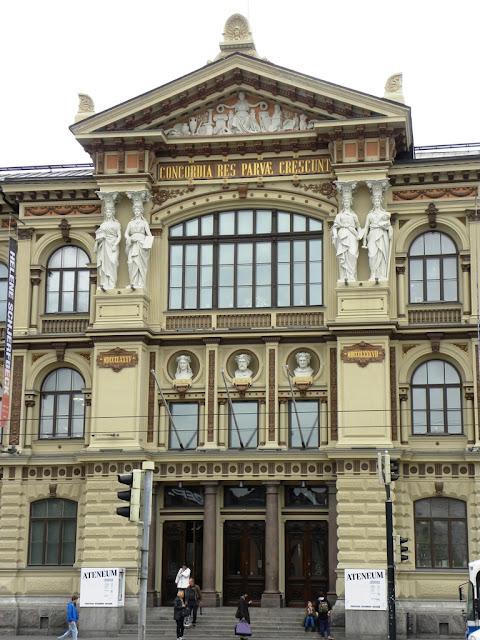 Ateneum Museum Helsinki