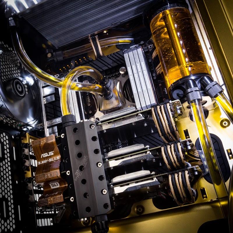 der8auer Full-Auto System zbliżenie